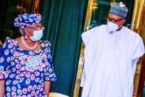 Buhari and Okonjo Iwela