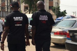 Special Anti-Robbery Squad of the police (SARS)