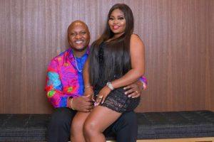 Tawa Ajisefini and Her Husband