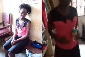 House Maid Caught Feeding Her Boss' Baby With Urine