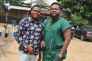 Muyiwa Ademola and Yemi Blaq