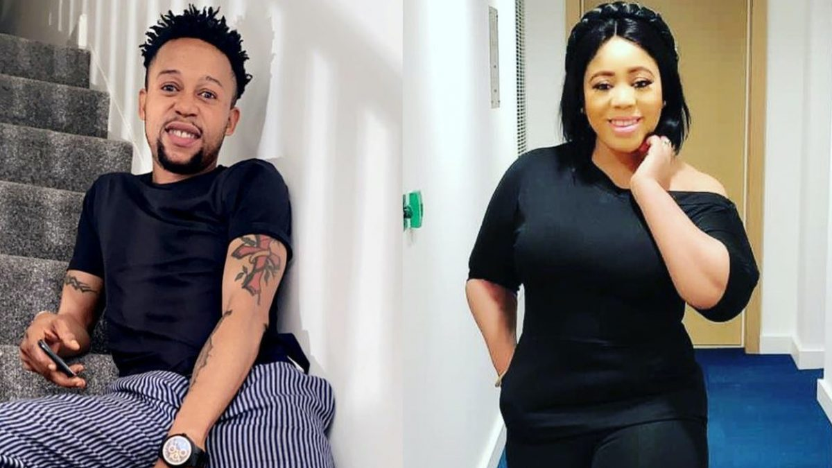 Meet Actor Sunkumi Omobolane's Gorgeous Wife | Time of gist