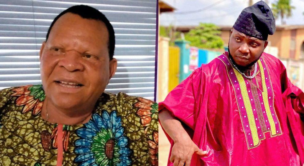 Adewale Elesho and Yemi Elesho