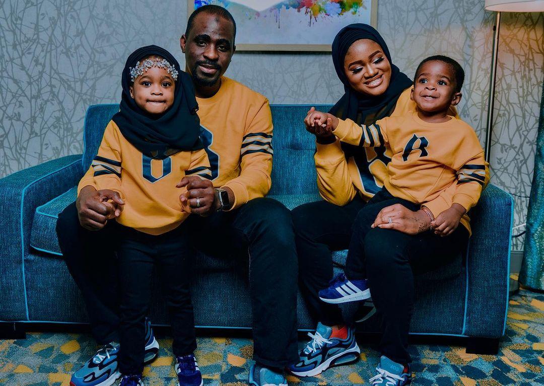 Tunde Owokoniran and Family