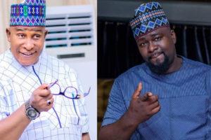 Adebayo Salami and Sodiq Adebayo