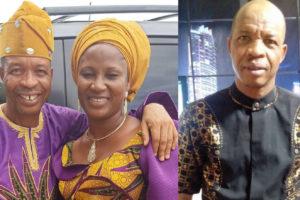 Afeez Oyetoro and Wife