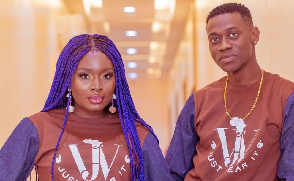 Lateef Adedimeji and Adebimpe