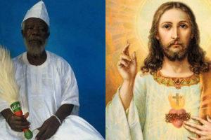 Peter Fatomilola and Jesus