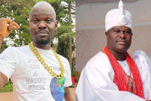 Baba Ijesha and Ooni of Ife