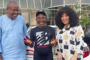 Ejezie Emeka Rollas, Chiwetalu Agu and Monalisa Chinda