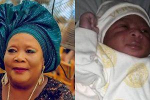 Mama Ereko Welcome Grandson