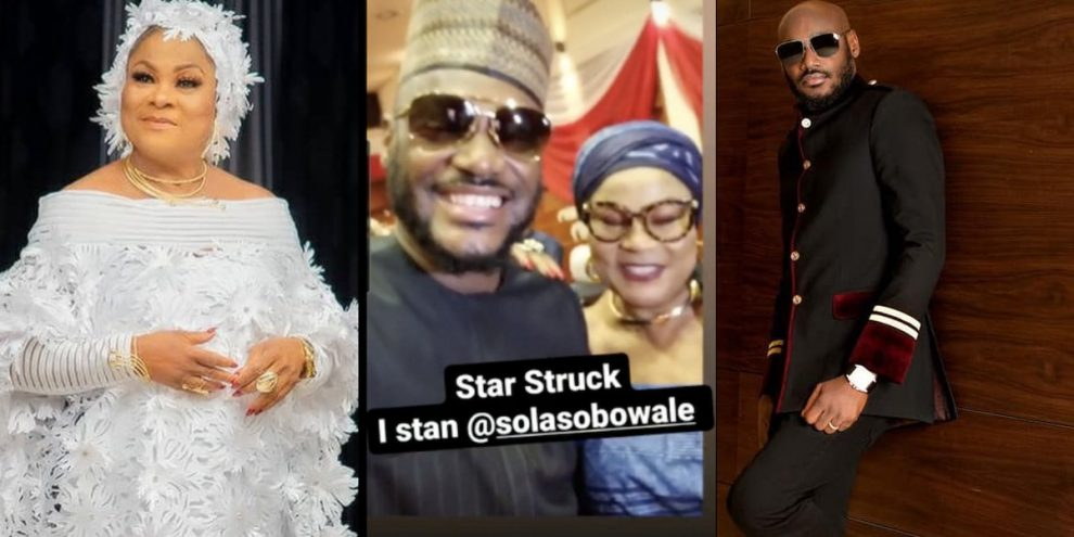 Sola Sobowale and 2face